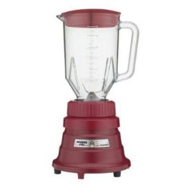 Enlarge Waring Professional WPB80R Professional Bar Blender - Chili Red