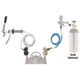 Enlarge Kegco Economy Homebrew Kegerator Conversion Kit