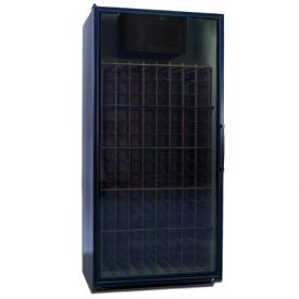 Enlarge Le Cache Loft 2400 286-Bottle Wine Cabinet - Black Matte Finish