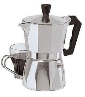 Enlarge Oggi 6570 3 cup Stovetop Espresso Maker