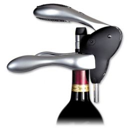 Enlarge Metrokane 6066 Deluxe Die Cast Rabbit Lever-Style Corkscrew with Foil Cutter