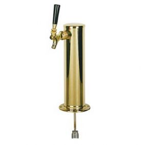 Enlarge D4743S-PVD PVD Brass 1-Faucet Beer Tower - 3