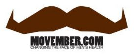 Enlarge MOVEMBER - Make a $10 Donation to benefit the Prostate Cancer Foundation