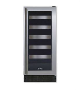 Enlarge Marvel 3SWCCE-BS-GX Sentry Digital 18-Bottle Champagne Wine Cooler