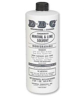 Enlarge D-B-C Lime & Mineral Solvent - 33 oz.