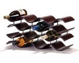 Enlarge Bali Countertop Wine Rack - Ebony
