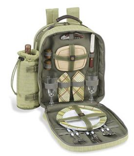 Enlarge Picnic at Ascot Hamptons Picnic Backpack for Two