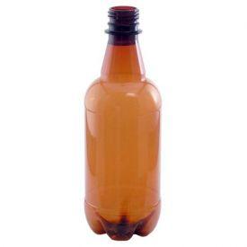 Enlarge 500ml PET Home Brew Beer Bottles (Case of 24)
