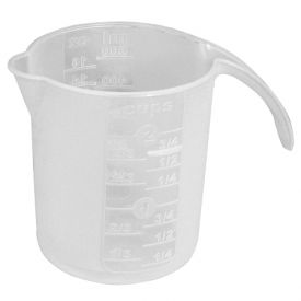 Enlarge Plastic 16 oz Graduated Measuring Cup