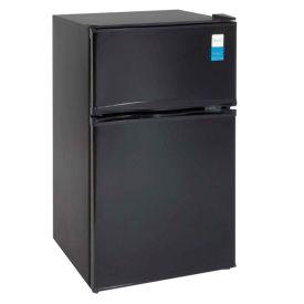 Enlarge Avanti RA3116BT - 3.1 CF Two Door Counterhigh Refrigerator - Black