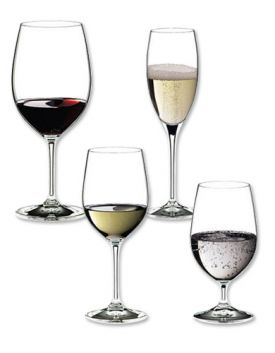 Enlarge Riedel Vinum Gourmet Wine Glass Set (8 Pieces)