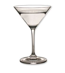 Enlarge Riedel 6416/77 Vinum Martini Cocktail Glass (Set of 2)
