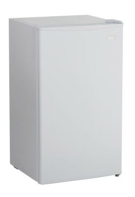 Enlarge Avanti RM3360W - 3.3 Cu. Ft. Refrigerator with Chiller Compartment - White