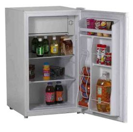 Enlarge Avanti RM4120W - 4.1 Cu. Ft. Refrigerator with Chiller Compartment - White