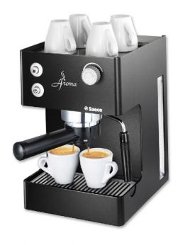 Enlarge Saeco 00347 Aroma Black Redesign Espresso Machine