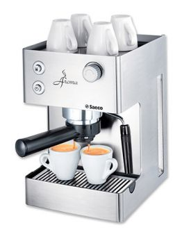 Enlarge Saeco 00354 Aroma SS Redesign Traditional Espresso Machine