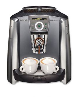 Enlarge Saeco S-PR-SG Primea Ring Super Automatic Espresso Machine