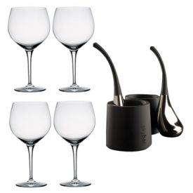 Enlarge Spiegelau Vino Vino Chardonnay Glass Skybar Wine Chill Drops Set