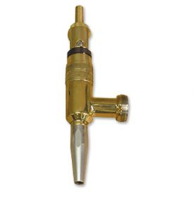 Enlarge Polished Brass Guinness Stout Beer Faucet