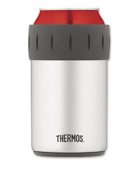 Enlarge Thermos 2700P Stainless Steel Beverage Can Insulator