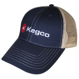 Enlarge Kegco Trucker Snap Back Hat (One Size Fits All)