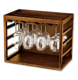 Enlarge Cube Stack Wine Glass Rack