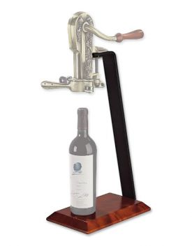 Enlarge Legacy Corkscrew Birch Table Stand