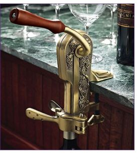 Enlarge Legacy Corkscrew Wine Opener - Antique Bronze