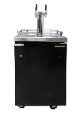 Enlarge UBC KegMaster Commercial Dual Faucet Kegerator