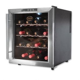 Enlarge Vinotemp VT-16TEDS 16-Bottle Thermoelectric Wine Cooler