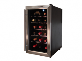 Enlarge Vinotemp VT-18TEDS 18-Bottle Thermoelectric Wine Cooler