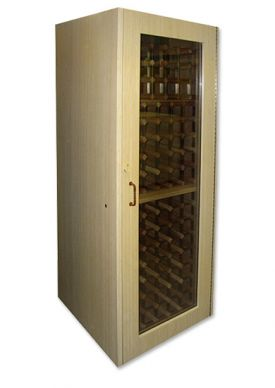 Enlarge Vinotemp Bamboo 250 Wine Cabinet - 160 Bottle Capacity