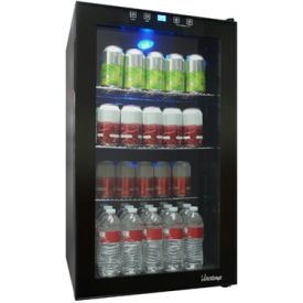 Enlarge Vinotemp VT-BC34 TS Touch Screen Glass Door Beverage Cooler