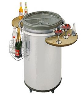 Enlarge Vinotemp Party Cooler - 80 Cans