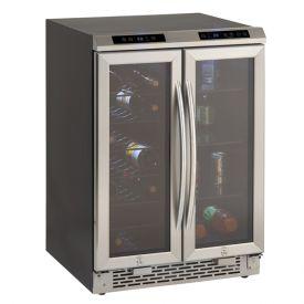 Enlarge Avanti WBV19DZ - Side-by-Side Dual Zone Wine/Beverage Cooler