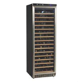 Enlarge Avanti WCR682SS-2 166 Bottle Wine Refrigerator with Stainless Steel Frame Door