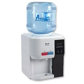 Enlarge Avanti WD31EC Tabletop Thermoelectric Hot and Cold Water Cooler