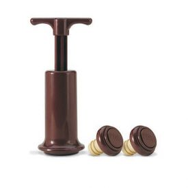 Enlarge Wine Savor� Preservation System w/ 2 Stoppers