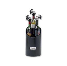 Enlarge WineKeeper The Noir 3-Bottle Wine Preservation & Dispensing System - 8007