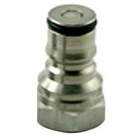 Enlarge John Wood Ball Lock Tank Plug 11/16-18 Gas