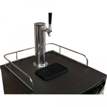 how to set up keg system