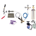 Kegco Ultimate Door Mount Kegerator Keg Tap Conversion Kit